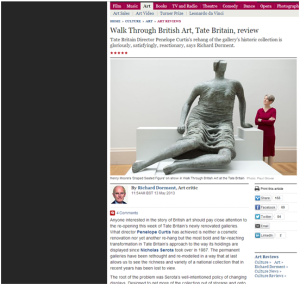 Walk Through British Art, Tate Britain, review
